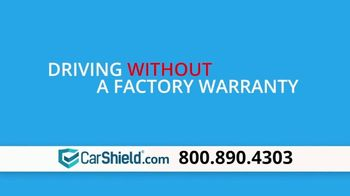 CarShield TV Spot, 'Factory Warranty' - Thumbnail 1