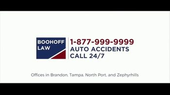 Boohoff Law TV Spot, 'Our Team' - Thumbnail 9