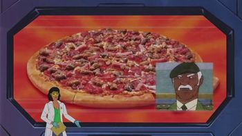 Little Caesars Pizza Portal Pickup TV Spot, 'Adult Swim: Action Team' - Thumbnail 6