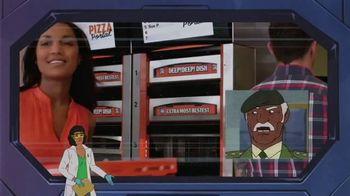 Little Caesars Pizza Portal Pickup TV Spot, 'Adult Swim: Action Team' - Thumbnail 9