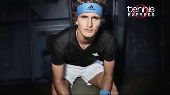 Tennis Express TV Spot, 'Adidas Apparel for the Family' - Thumbnail 3