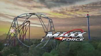 Six Flags Season Pass Sale TV Spot, 'Maxx Force' - Thumbnail 4
