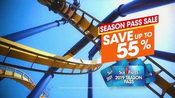 Six Flags Season Pass Sale TV Spot, 'Maxx Force' - Thumbnail 5