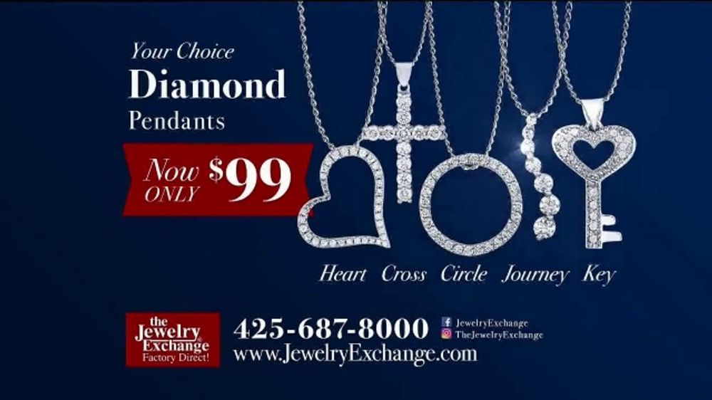 Jewelry Exchange Tv Commercial Diamond Stud And Bracelet