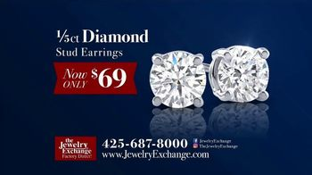 Jewelry Exchange TV Spot, 'Diamond Stud and Bracelet Specials' - Thumbnail 2