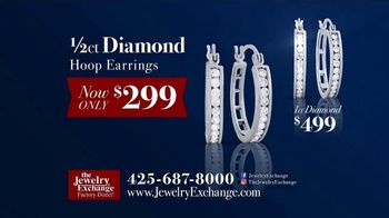Jewelry Exchange TV Spot, 'Diamond Stud and Bracelet Specials' - Thumbnail 4