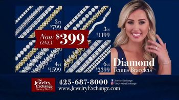Jewelry Exchange TV Spot, 'Diamond Stud and Bracelet Specials' - Thumbnail 5
