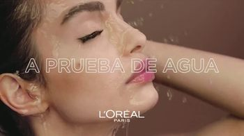 L'Oreal Paris Unbelieva-Brow Longwear Brow Gel TV Spot, 'Impecables' [Spanish] - Thumbnail 7