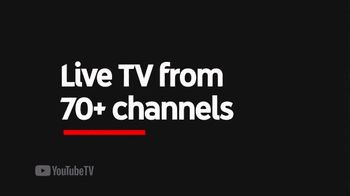 YouTube TV TV Spot, '2019 NBA Finals' - 54 commercial airings