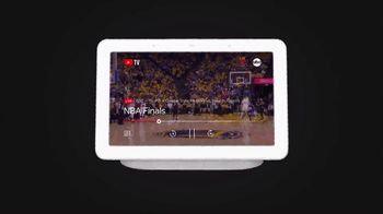 YouTube TV TV Spot, '2019 NBA Finals' - Thumbnail 6