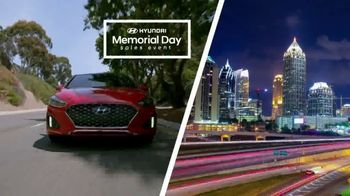 Hyundai Memorial Day Sales Event TV Spot, 'Start Celebrating' [T2]