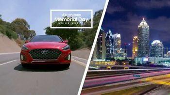 Hyundai Memorial Day Sales Event TV Spot, 'Start Celebrating' [T2] - Thumbnail 2