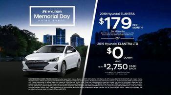 Hyundai Memorial Day Sales Event TV Spot, 'Start Celebrating' [T2] - Thumbnail 6