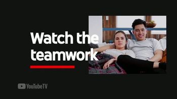 YouTube TV TV Spot, 'Broader Content' - Thumbnail 4