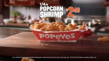 Popeyes Popcorn Shrimp TV Spot, 'Gretna' - Thumbnail 9