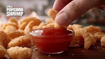 Popeyes Popcorn Shrimp TV Spot, 'Gretna' - Thumbnail 7