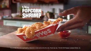 Popeyes Popcorn Shrimp TV Spot, 'Gretna' - Thumbnail 8