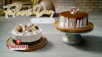 Cold Stone Creamery Father's Day Celebration TV Spot, 'Oreo Cookies & Cream Extreme'