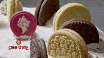 Cold Stone Creamery Father's Day Celebration TV Spot, 'Oreo Cookies & Cream Extreme' - Thumbnail 3