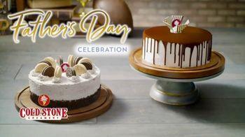 Cold Stone Creamery Father's Day Celebration TV Spot, 'Oreo Cookies & Cream Extreme'