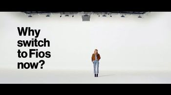 Fios by Verizon TV Spot, 'Why Switch: TV Test Drive'