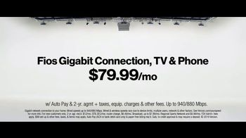 Fios by Verizon TV Spot, 'Why Switch: TV Test Drive' - Thumbnail 8