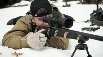 Huskemaw Long Range Optics Tactical Hunter 5-20X50 Riflescope TV Spot, 'Different'