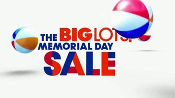 Big Lots Memorial Day Sale TV Spot, '20 Percent Off Pools' - Thumbnail 1