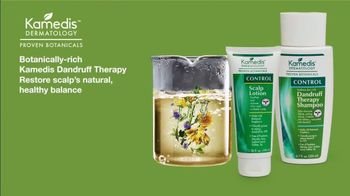 Kamedis Dandruff Therapy TV Spot, 'Relief Looks Like This' - Thumbnail 5