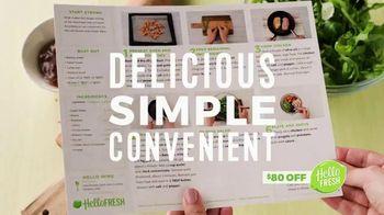 HelloFresh Memorial Day Flash Sale TV Spot, 'Fresh Ingredients' - Thumbnail 2