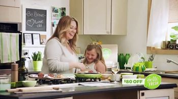 HelloFresh Memorial Day Flash Sale TV Spot, 'Fresh Ingredients' - Thumbnail 8
