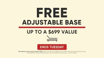 Mattress Firm Memorial Day Sale TV Spot, 'Extended Through Tuesday' - Thumbnail 3