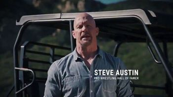 Kawasaki Good Times Sales Event TV Spot, 'Roll' Feat. Steve Austin, Clint Bowyer, Jeremy McGrath - Thumbnail 2