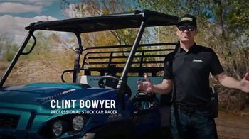 Kawasaki Good Times Sales Event TV Spot, 'Roll' Feat. Steve Austin, Clint Bowyer, Jeremy McGrath - Thumbnail 4