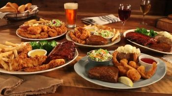 O'Charley's TV Spot, 'Heads or Tails: Free Appetizer' - Thumbnail 5