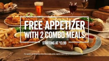 O'Charley's TV Spot, 'Heads or Tails: Free Appetizer' - Thumbnail 6