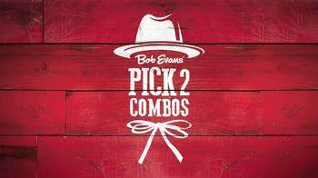 Bob Evans Pick 2 Combos TV Spot, 'Picking What's Fresh' - Thumbnail 7