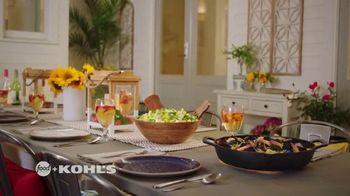 Kohl's TV Spot, 'Food Network:Outdoor Entertaining' Featuring Bev Weidner - Thumbnail 8