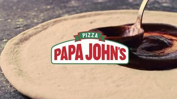 Papa John's BBQ Pizzas TV Spot, 'Fall in Love' Song by George Thorogood & The Destroyers - Thumbnail 1