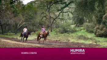 HUMIRA TV Spot, 'Wake-up Call: Horseback Riding' - Thumbnail 8