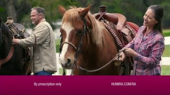 HUMIRA TV Spot, 'Wake-up Call: Horseback Riding' - 11385 commercial airings