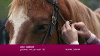 HUMIRA TV Spot, 'Wake-up Call: Horseback Riding' - Thumbnail 4