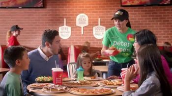 Peter Piper Pizza Crave Fan Fave TV Spot, 'Together' - Thumbnail 5