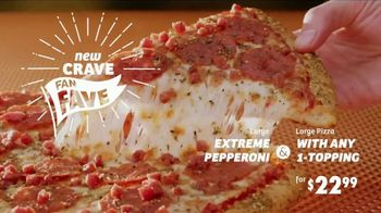 Peter Piper Pizza Crave Fan Fave TV Spot, 'Together' - Thumbnail 7