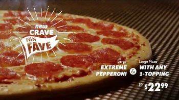 Peter Piper Pizza Crave Fan Fave TV Spot, 'Together' - Thumbnail 8
