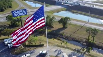 Camping World TV Spot, 'Our Veterans and Flag' - Thumbnail 5