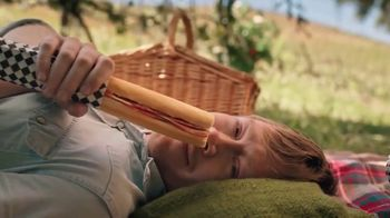Jimmy John's The Frenchie TV Spot, 'Picnic' - Thumbnail 4