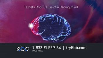 Ebb Sleep TV Spot, 'Calms Your Mind'