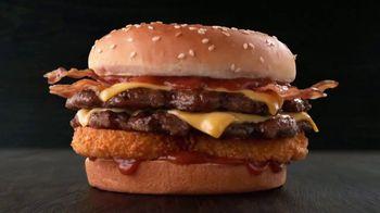 Carl's Jr. Western Fries TV Spot, 'Giddy-Up' - Thumbnail 6