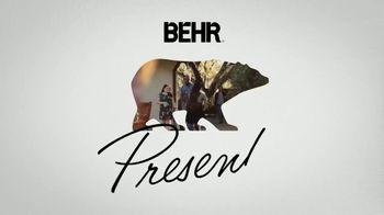 BEHR Paint TV Spot, 'Tough as Walls' - Thumbnail 1